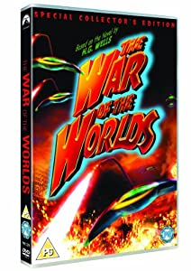 The War Of The Worlds [DVD]