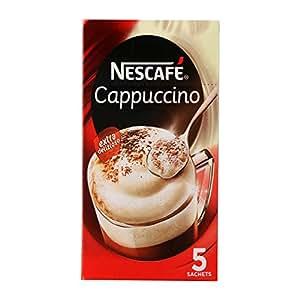 Nescafe Cappuccino - 100g (5 sachets), Pack