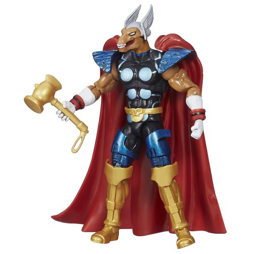 Marvel Avengers Infinite Series Beta Ray Bill Figure - 3.75 Inches - 1