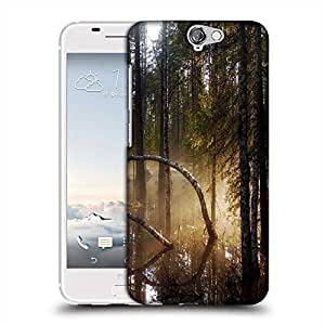 Snoogg Water In Forest Designer Protective Phone Back Case Cover For Asus Zenfone 6