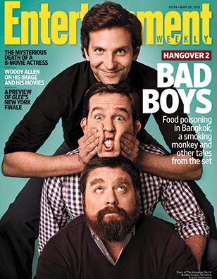 Entertainment Weekly #1155 May 20, 2011 Hangover 2 Glee PDF