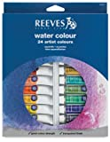 Reeves Water Colour Paint Sets set of 24