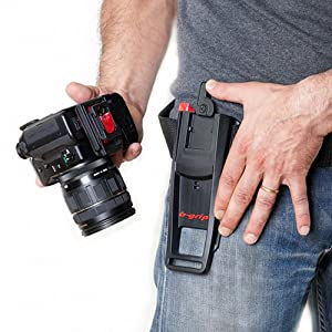 B-GRIP EVO Camera Belt