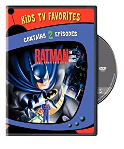 Batman: The Animated Series - The Legend Begins (Kids TV Favorites)