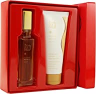 Red by Giorgio Beverly Hills For Women. Set-edt Spray 3-Ounces & Body Lotion 6.8 Ounces