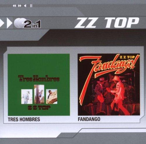Tres Hombres/Fandango by Zz Top (2008-09-01)