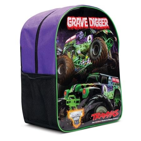 Traxxas 7202A 1/16 Grave Digger 2WD Monster Truck RTR