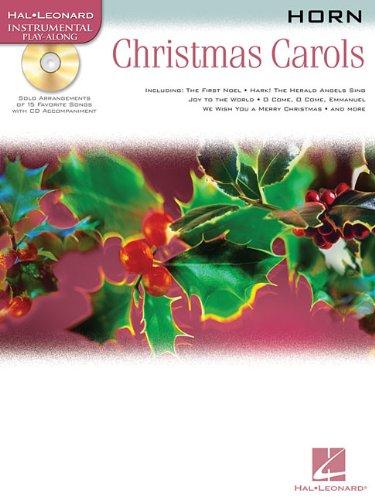 Image for Christmas Carols Horn BK/CD