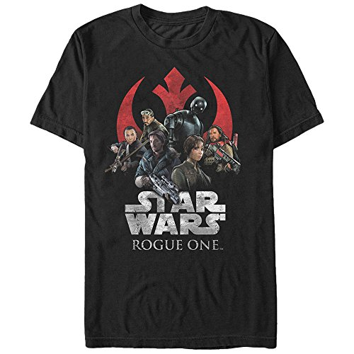 Star Wars Rogue One Classic Rebellion T-Shirt