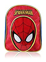 Marvel Mochila Spiderman Face (Rojo)