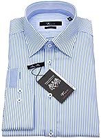 Venti Herren Hemd Slim Fit feine Streifen hellblau / weiß 152160300 100