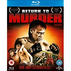 Return to Murder [Blu-ray]
