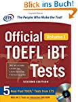 Official TOEFL iBT Tests with Audio:...