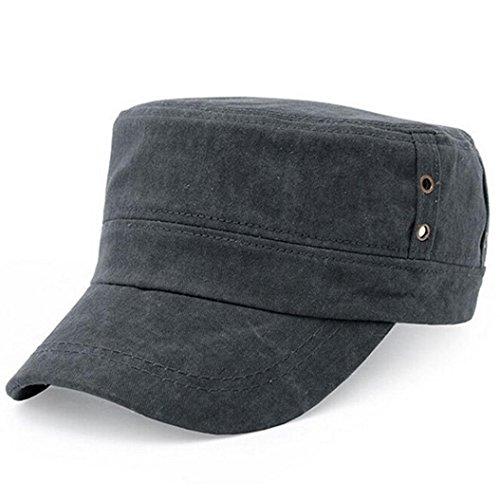 LHWY -  Cappellino da baseball  - Uomo Gray Taglia unica