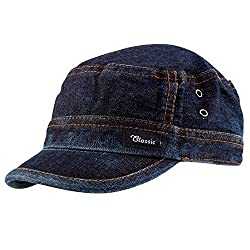 Copperzeit Trendy Denim cap for men / women