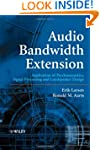 Audio Bandwidth Extension: Applicatio...