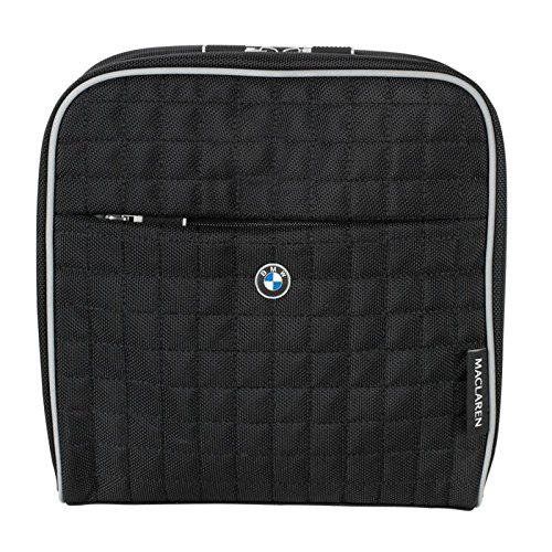 Maclaren BMW Universal Insulated Pannier, Black