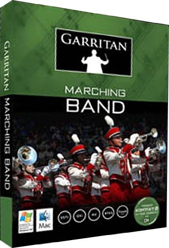 Garritan Concert and Marching Band Sound Library (OLD VERSION)