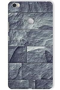 IndiaRangDe Hard Back Cover FOR Xiaomi Mi Max