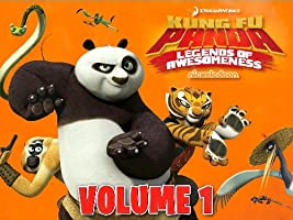 "Kung Fu Panda: Legends of Awesomeness [HD] Season 1 - Ep. 1 ""Scorpion's Sting [HD]"""
