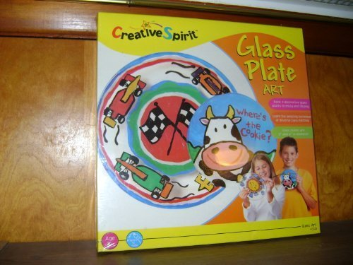 Glass Plate Art by Creative Spirit - 1