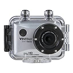 Vivitar Full 1080p HD action cam with Remote control and 2\