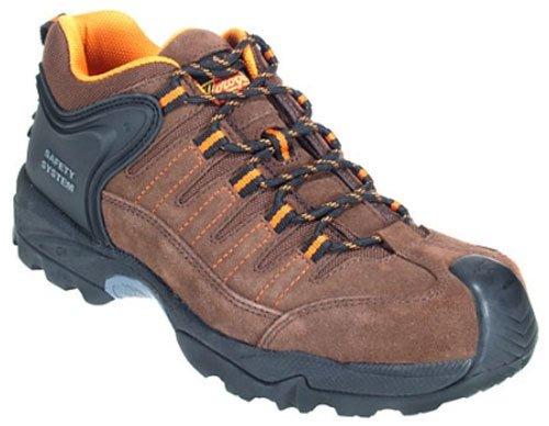 Thorogood 804-4019 Men's Gravity Sport Oxford Composite Toe Shoe Brown 12 W US