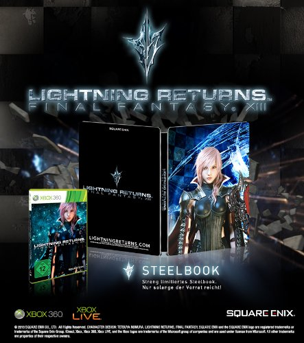 Lightning Returns - Final Fantasy XIII, Xbox 360