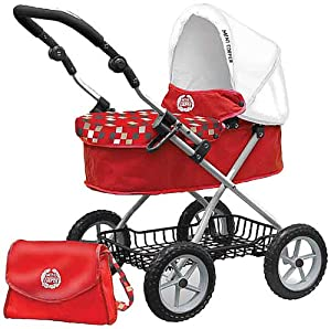 Mini cooper stadt travelmate deluxe kinderwagen buggy push for Stuhl plastikschale