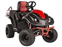 Raven Hybrid Generator Utility Cart ATV Red MPV7100 (No Lawn Mower Atttached) (Red & Black) from Raven