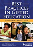 Best Practices in Gifted Education: A...