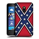Head Case Designs Rebel Flag Redneck Pride Protective Snap-on Hard Back Case Cover for Nokia Lumia 620