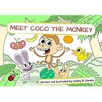 Meet Coco The Monkey