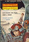 img - for The Magazine of Fantasy and Science Fiction - August 1958 book / textbook / text book
