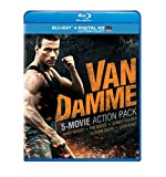 Van Damme 5-Movie Action Pack (Blu-ray + DIGITAL HD with UltraViolet)