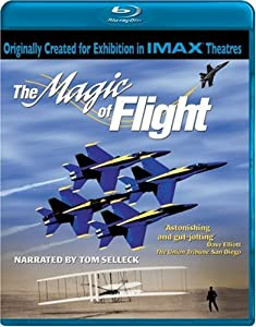 IMAX: The Magic of Flight [Blu-ray]