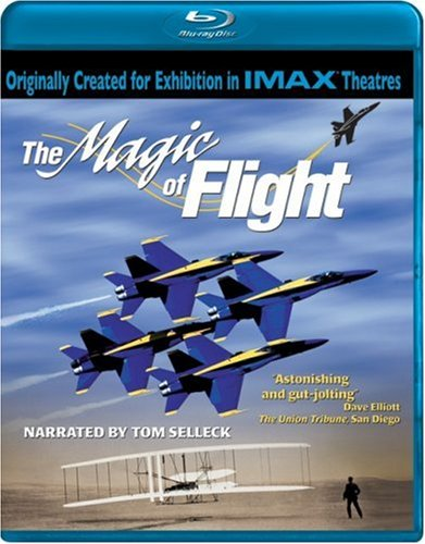 THE MAGIC OF FLIGHT (BLU-RAY)