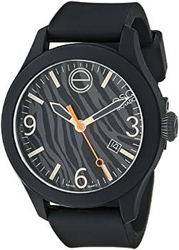 ESQ Zebra Print Women's Quartz Watch