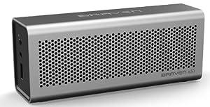 Braven BZ650SBA 650 Wireless Bluetooth Speaker/PowerBank - Retail Packaging - Silver