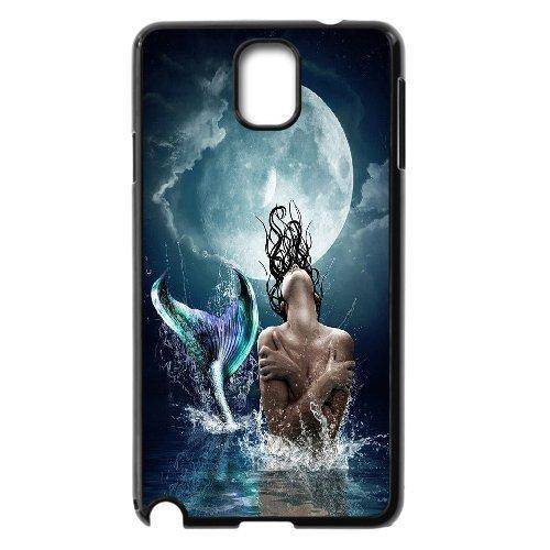Samsung Galaxy Note 3 N9000 The Little Mermaid Phone Back Case Art Print Design Hard Shell Protection Aq073214