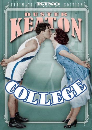 College [DVD] [1927] [Region 1] [US Import] [NTSC]