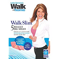 Walk Slim: 5 Really Big Miles