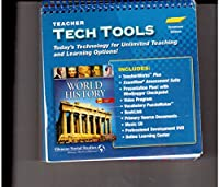Glencoe World History Teacher Tech Tools : Today's Technology for Unlimited Teaching and Learning Options! download ebook