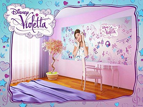 "Kinderzimmer Tapete Vlies : VLIES- FOTOTAPETE Vliestapete Kinderzimmer Tapete Disney ""Violetta"" Nr"
