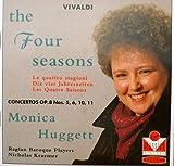 Monica Huggett Vivaldi: The Four Seasons, Concertos op8 nos 5, 6, 10, 11
