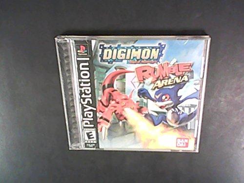 Digimon Rumble Arena