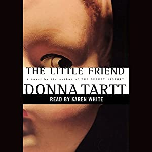 The Little Friend | Livre audio