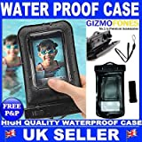 WATERPROOF UNDERWATER POUCH DRY BAG PACK CASE COVER FOR SAMSUNG STAR 3 DUOS S5222