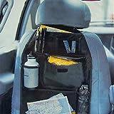 Vktech® Car Auto Seat Organizer Bags Assorted Bag Pocket (Black)