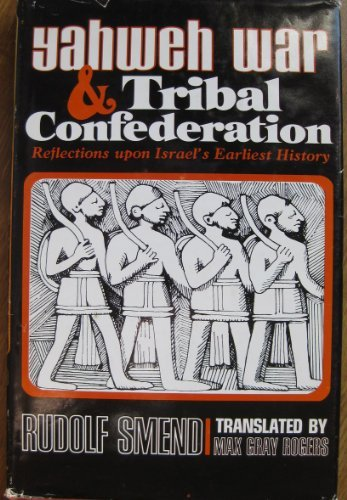 Title: Yahweh war n tribal confederation Reflections upon